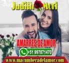 AMARRES DE AMOR JUDITH MORI +51997871470