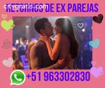 AMARRES DE AMOR, UNIONES DE EX PAREJA EF