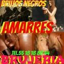 AMARRES PODEROSOS CON BRUJERIA