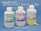 An Offer For Ssd Chemical +27672493579