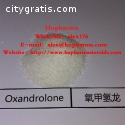 Anavar Oxandrolone steroids powder