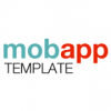 Android & iOS Mobile App Template