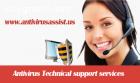 Antivirus Support Services   Antivirus T