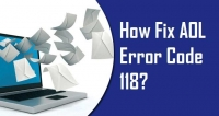 AOL Error Code 118