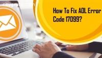 AOL Error Code 17099