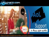 AOL's Best Phone Number +1-844-350-4287