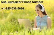 Aol Toll-free Number +1-855-536-5666
