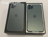 Apple iPhone 11 Pro Max= $550, iPhone 11