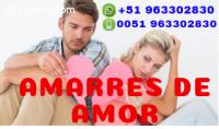 ATRACCIONES DE AMOR, SANACIONES DE MALES
