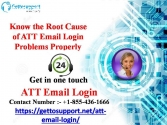ATT Email Login Problems Properly