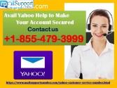 Avail Yahoo Help