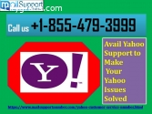 Avail Yahoo Support