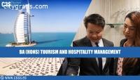 BA - TOURISM AND HOSPITALITY MANAGEMENT