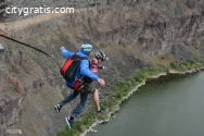 BASE Jumping Twin Falls