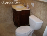 Bathroom remodeling in Miami for instant
