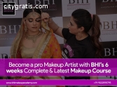 Become a pro Makeup Artist with BHI's 6