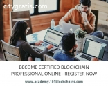 Become Certified Blockchain Professional