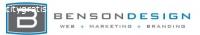 Benson Web Design Company San Antonio
