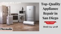 Best Appliance Repair in San Diego