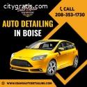Best Auto Detailing Company in Idaho