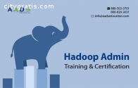 Best Big data Hadoop Admin training