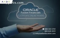 Best Oracle Fusion Financials Training