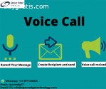 Best Voice Call Service in India.