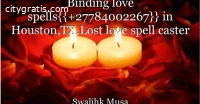 Binding love spells in Chicago,IL