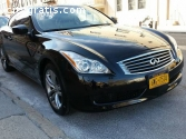 Black 2009 Infiniti G37 X *2DR Coupe*AWD
