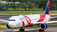 Book Delta Airlines Reservations Tickets