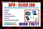 BPO Job  Income Rs. 20,000 /-Per Month
