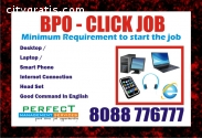 BPO job process work at home  earn Daily