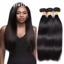 Brazilian Virgin Hair Straight Hair Weav
