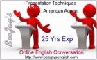 Breakthrough American Accent Training Me