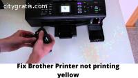 Brother Printer Not Printing Yellow