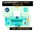 Brother Printer Offline Fix Windows 10,