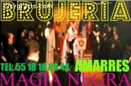 BRUJERIA NEGRA 100% REAL AMARRES