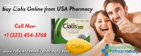 Buy Cialis Online from USA Pharmacy | Re