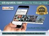 Buy Facebook Video Views for Video go Vi