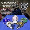 Buy Lacrosse Helmet Decals Online