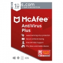 Buy McAfee AntiVirus for 1 Device - Soft