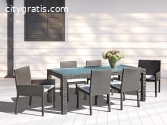 Buy Online Hand Woven Dining Armchair