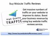 Buy Website Traffic Reviews