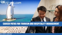 CAREER PATHS FOR TOURISM AND HOSPITALITY