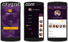 Chat Corner Android Mobile App Template
