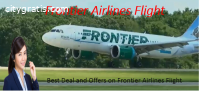 Cheap Flight Deals From Frontier Airline