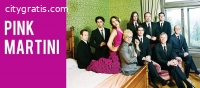 Cheap Pink Martini Concert Tickets
