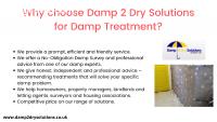 Choose Damp 2 Dry Solutions for Damp Tre