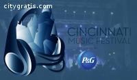 Cincinnati Music Festival Tickets