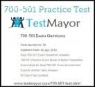 Cisco 700-501 Practice Test